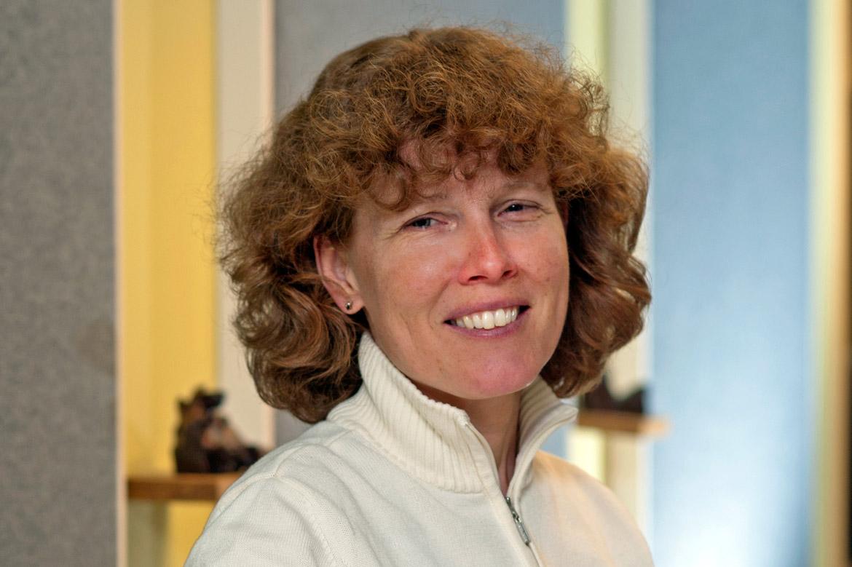 Kristina Groth, docent i människa-datorinteraktion