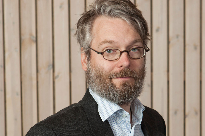 Joachim Burman, överläkare i neurologi. Foto: Torbjörn Lagerwall