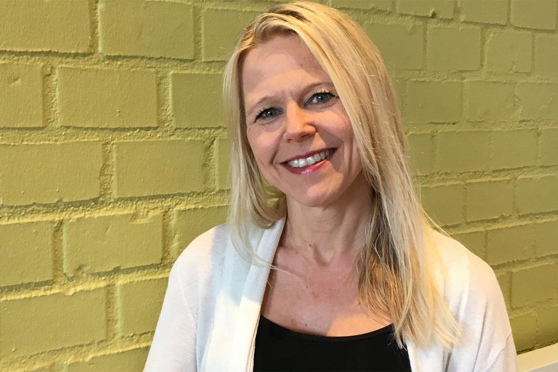 Anna Hägg, dietist Överviktscentrum