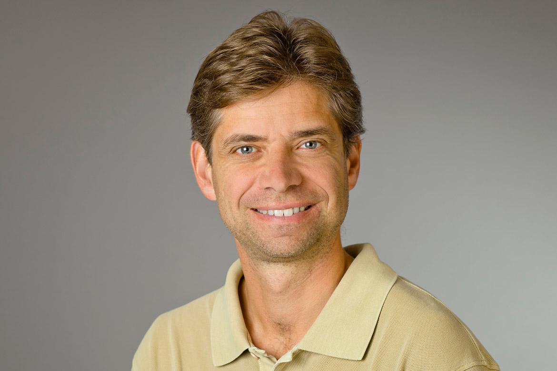 Peter Nordström professor i geriatrik. Foto: Mattias Pettersson