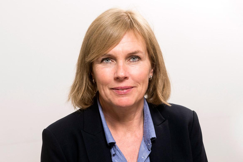Anette Skoglund, verksamhetschef för akutsjukvård och internmedicin