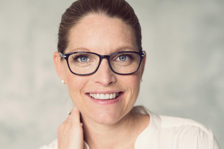 Sofia Antonsson, dietist och IBS-expert. Foto: Sandra Birgersdotter