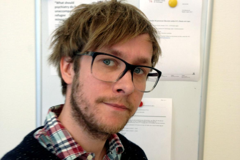 Mattias Strand, överläkare, Stockholms centrum för ätstörningar, expert på ätstörningar
