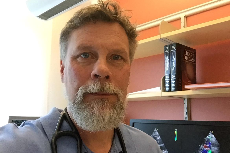 Anders Kullberg, internmedicin, kardiologi.
