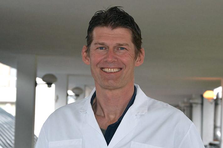 Fredrik Levin, urolog och överläkare - specialist inom prostatacancer