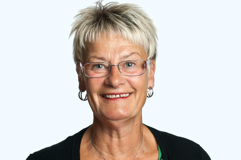 Inger Ros, förbundsordförande Riksförbundet HjärtLung
