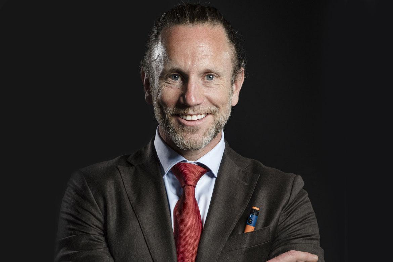Peter Jihde, journalist och TV-profil, Fotograf: Olle Nordell