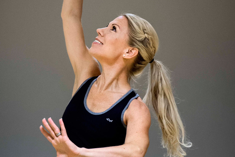 Anna Duberg, forskare och fysioterapeut. Foto: Kicki Nilsson