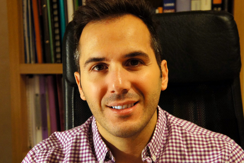 Angelos Kalogiannis, specialist inom diabetes, endokrinolog och diabetolog