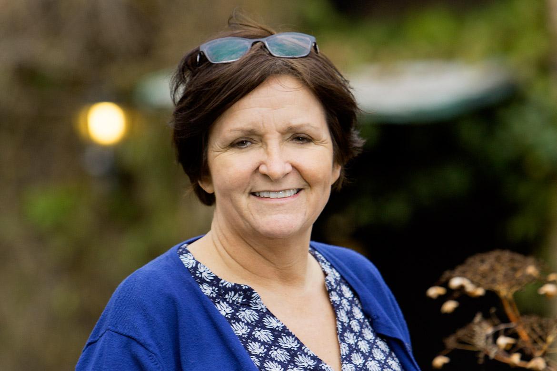 Gro Sundell, enhetschef PMU. Foto: Marie Ullnert.