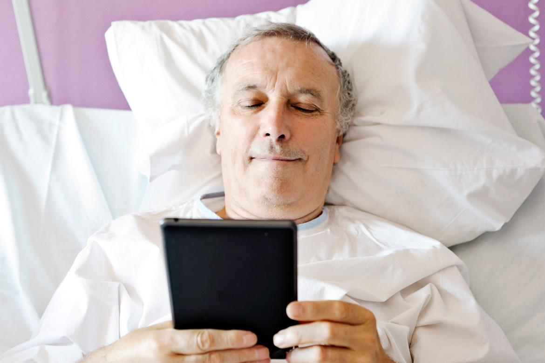 Digitalisering, Akademiska sjukhuset