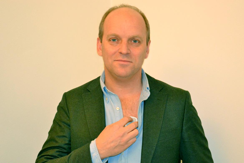 Philip Siberg, VD, Coala Life, hjärtmonitor för personer med eller med risk för hjärtsjukdomar