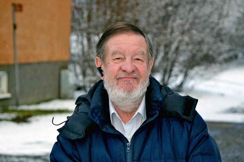 Björn Kasper, diabetes typ 2-patient