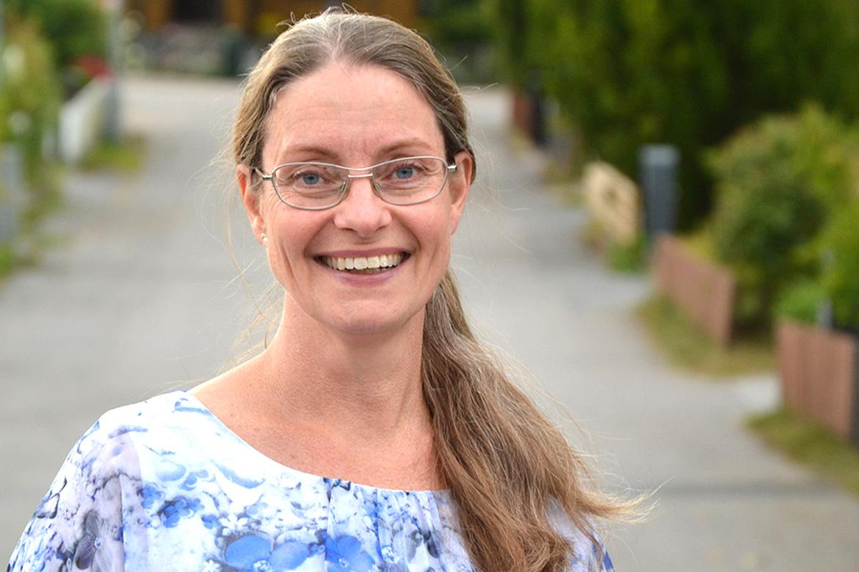 Marie Wiholm Grund är dietist och kostrådgivare