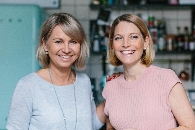 Jeanette Steijer och Sofia Antonsson på Belly Balance hjälper personer som har IBS