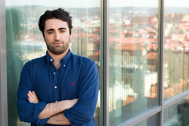 Aidin Rawshani, läkare och doktorand inom molekylär och klinisk medicin vid Sahlgrenska akademin.