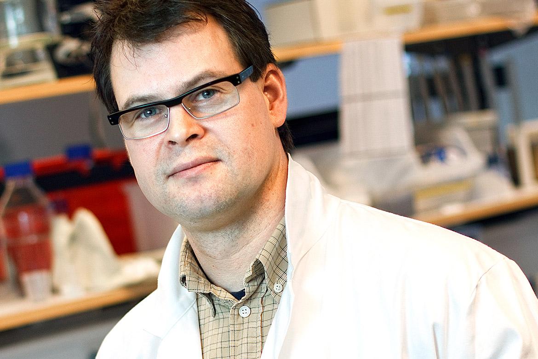 Johan Engblom, professor vid Malmö högskola.