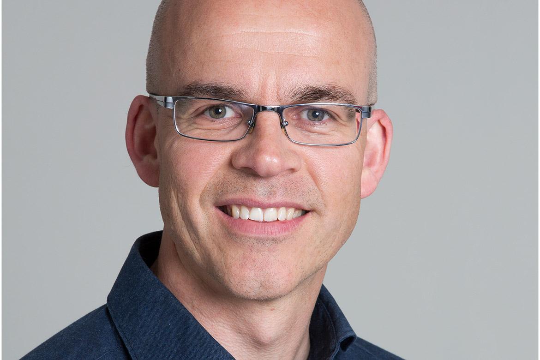Niklas Nyström, överläkare och ansvarig för barngastroenterologi