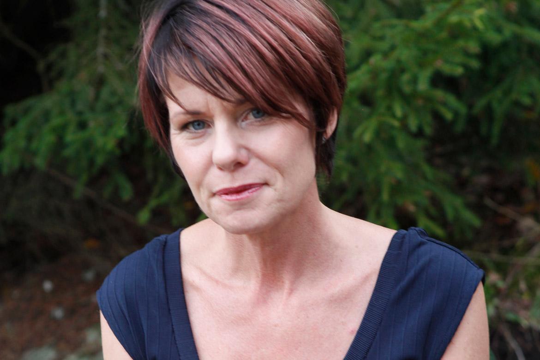 Nadja Öström, rådgivare inom sköldkörtelhälsa