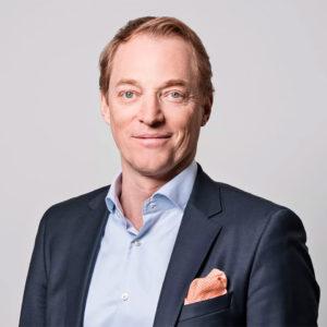 Anders Palm, ordförande för Sköldkörtelförbundet.