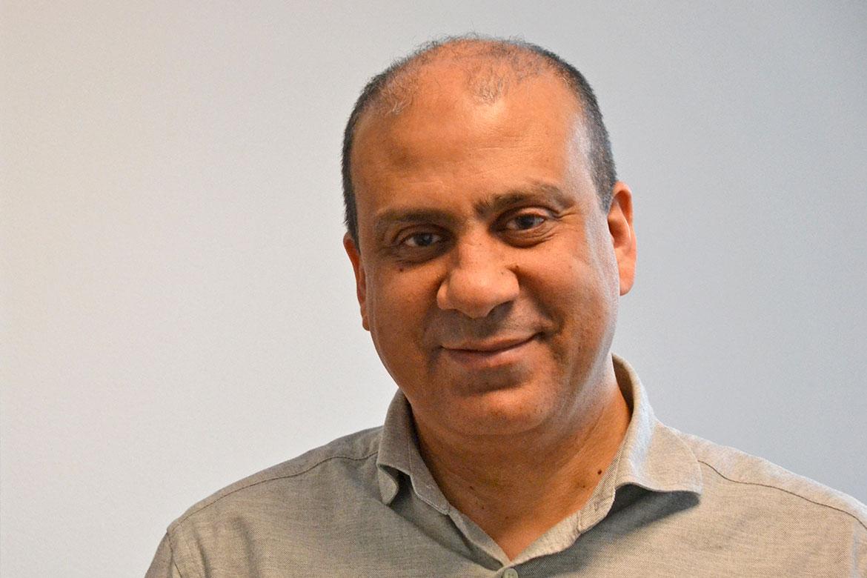 Belal Abulebda, specialist i allmänmedicin