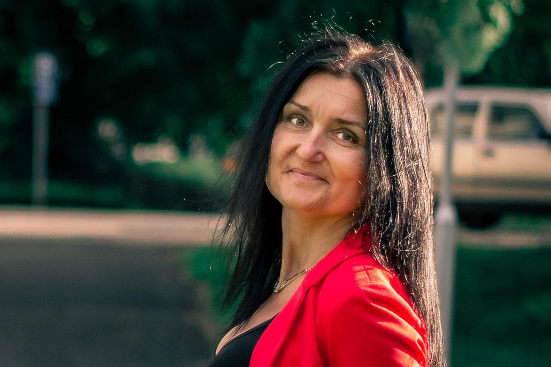 Magdalena Babinska, kardiolog, förmaksflimmer