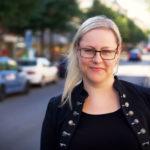 Anna Bergkvist, ordförande Sköldkörtelförbundet - Sköldkörteldagen