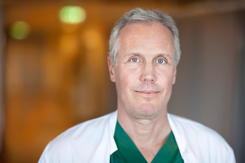 David Erlinge, professor i kardiologi, hjärtinfarkt