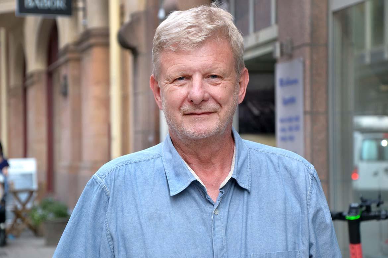 Åke Olsson, kardiolog och projektledare digitala hjärtkliniken, hjärtsvikt