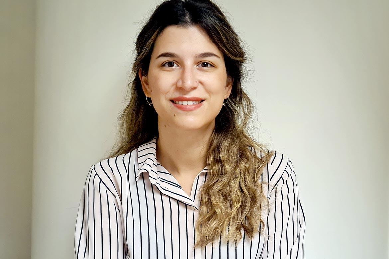 Eleni Thomaidi, specialistläkare inom reumatologi